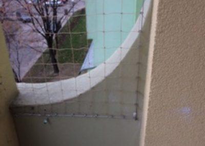 Balkon Podzamcze