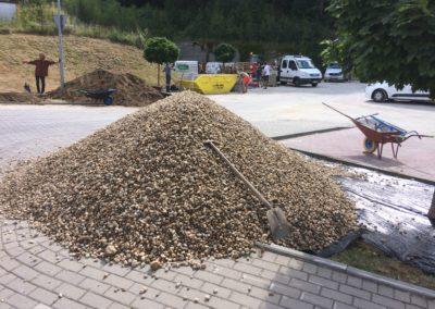 16 ton kamienia wygląda tak